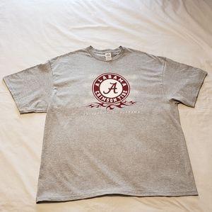 Men's University of Alabama T Shirt